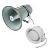 Hoorn luidsprekers -
