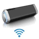 Draadloze speakers (IR) -