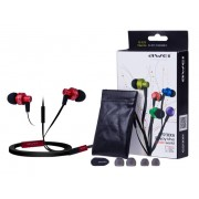 headset iPhone rood