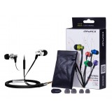 headset iPhone zilver