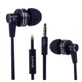 Awei ES900i In-ear headset zwart