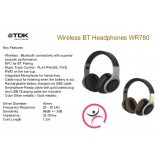 TDK Bluetooth headset