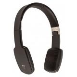 Headset On-Ear Bluetooth Ingebouwde Microfoon Zwart