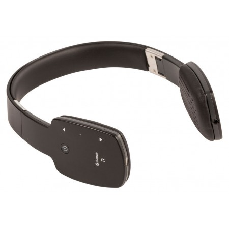 Design bluetooth headset Zwart