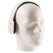 Headset On-Ear Bluetooth Ingebouwde Microfoon Wit