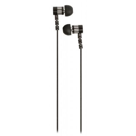 In-ear oordopjes headset Zwart