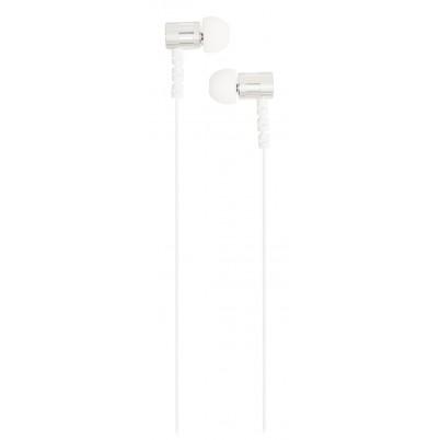 In-ear oordopjes headset Wit