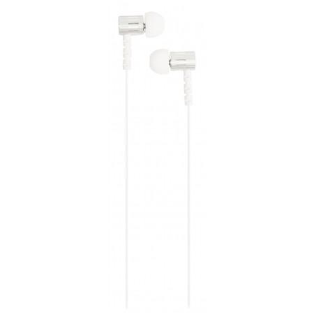 In-ear oordopjes headset Wit