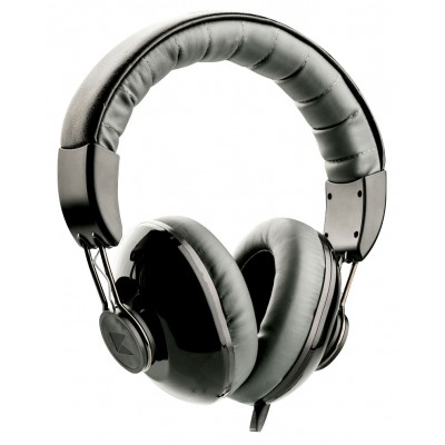 Koptelefoon en headset Zwart