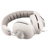 Headset Over-Ear 3.5 mm Ingebouwde Microfoon Wit