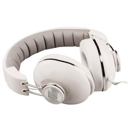 Full size Koptelefoon headset Wit