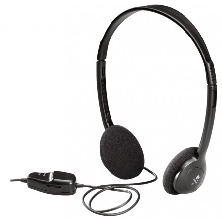 HD220 Logitech koptelefoon voor fitness en thuis