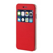 Smartphone Wallet-book Apple iPhone 6 / 6s Rood