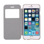 Smartphone Wallet-book Apple iPhone 6 / 6s Wit