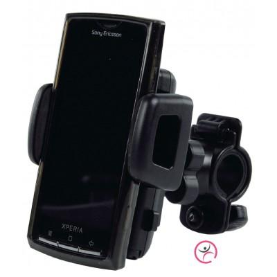 iPhone en smartphone telefoonhouder fiets