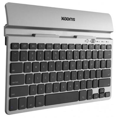 Bluetooth Mini toetsenbord iPad en tablet VS layout