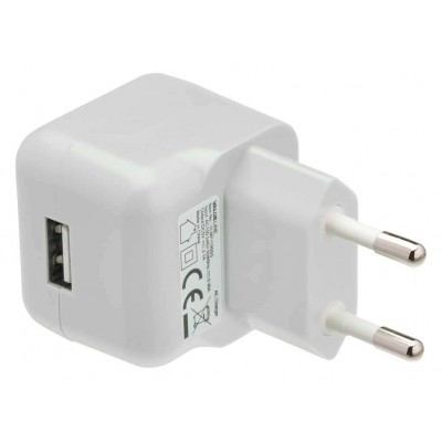 Lader 1 - Uitgang 2.1 A USB Wit