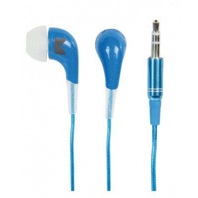 Hoofdtelefoon In-Ear 3.5 mm Bedraad Blauw