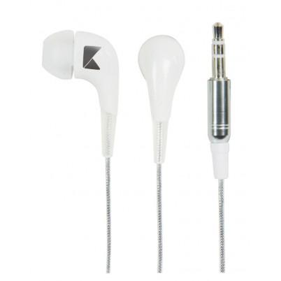 Hoofdtelefoon In-Ear 3.5 mm Bedraad Wit