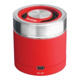 Sweex Bluetooth Draagbare Speaker Rock Buddy Rood
