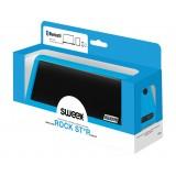 Sweex Bluetooth Draagbare Stereo Speaker Rock Star Blauw