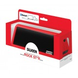 Sweex Bluetooth Draagbare Stereo Speaker Rock Star Rood