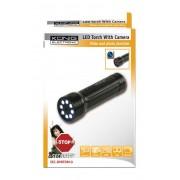 LED zaklamp met camera