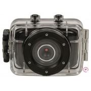HD Action Cam Waterdichte Behuizing Zwart