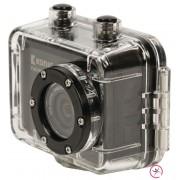 Full HD Action Cam 1080p Waterdichte Behuizing Zwart