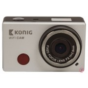 Full HD Action Cam 1080p Wi-Fi Zilver
