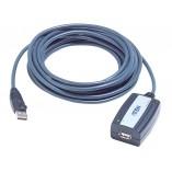 Actieve USB 2.0 Verlengkabel A Male -  online winkel