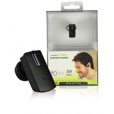 Headset In-Ear Bluetooth Ingebouwde Microfoon Zwart