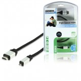 High Speed HDMI Cable with Ethernet HDMI Connector - HDMI Micro Connector