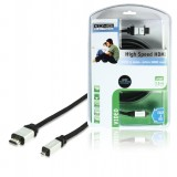 High Speed HDMI naar micro HDMI kabel met ethernet 1,50 m  bestellen zonder verzendkosten König