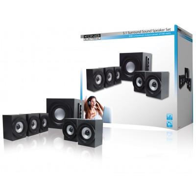 5.1 speaker set