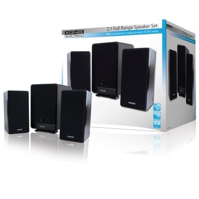 2.1 speaker set