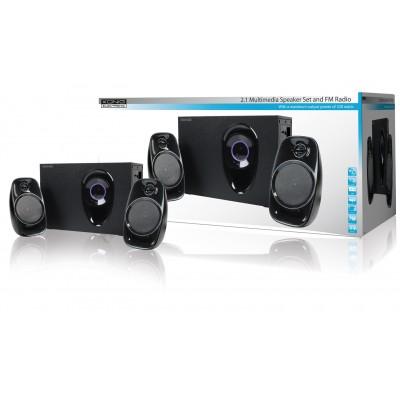 2.1 speaker set + MP3