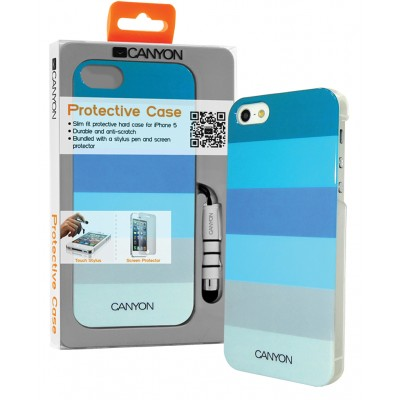 Smartphone Hard-case Apple iPhone 5s / Apple iPhone 5 Zwart