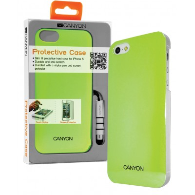 Smartphone Hard-case Apple iPhone 5s / Apple iPhone 5 Groen