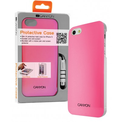 Smartphone Hard-case Apple iPhone 5s / Apple iPhone 5 Roze