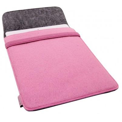 iPad 2/3/4 beschermhoes roze