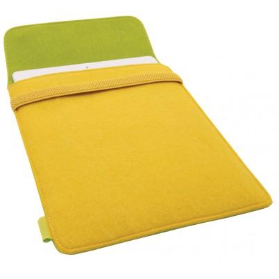 iPad 2/3/4 beschermhoes geel
