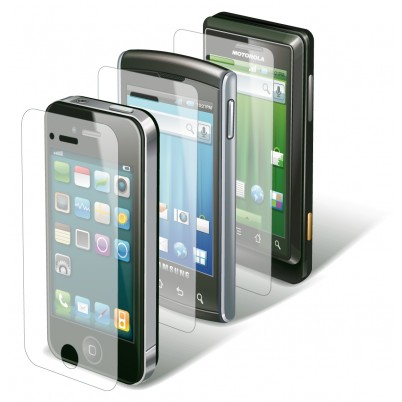 Screen protector voor Apple iPhone 4 en 4s
