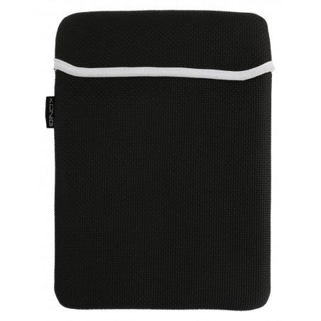 """Tablet-Sleeve 10"""" Neopreen Zwart"""