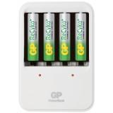 AA/AAA NiMH Batterij Lader 4x AAA/HR03 800 mAh  bestellen zonder verzendkosten GP