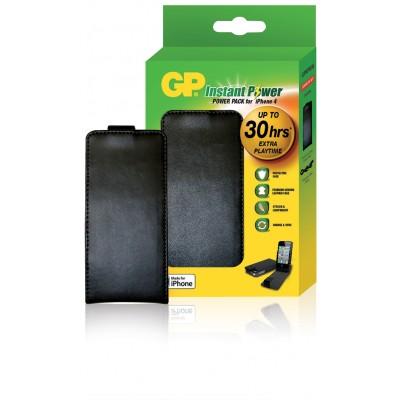 Portable Power Bank 1200 mAh Apple 30-Pins Zwart