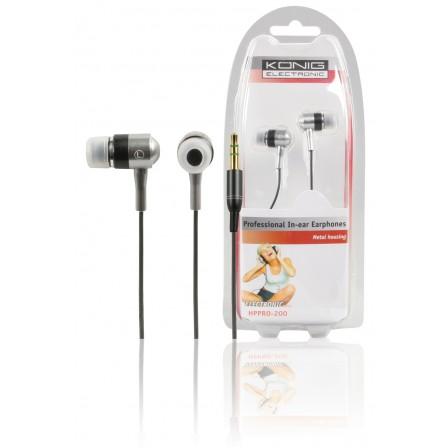 Konig in ear oordopjes HPPRO-200