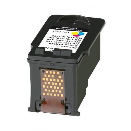 Cartridge Canon compatible CL-513 kleur (3x 6 ml)