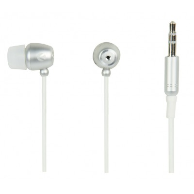KNG 2120 Cyclone Zilveren in ear oordopjes