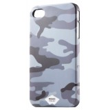 Smartphone Hard-case Apple iPhone 4s Grijs